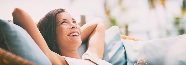 Chronic Pain Marysville WA Happy Lady
