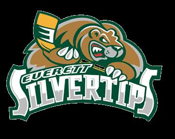 Silvertips Logo